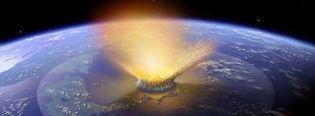 Foto: Identificado el asteroide que causó el fin del periodo Cretáceo