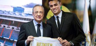 Post de Florentino, el prestamista: el Real Madrid alquila talento en tiempo de crisis