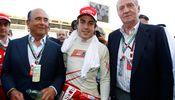Noticia de El Rey Juan Carlos 'revienta' la exclusiva del fichaje de Fernando Alonso