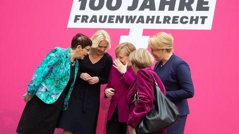 Centenario del sufragio femenino en Alemania