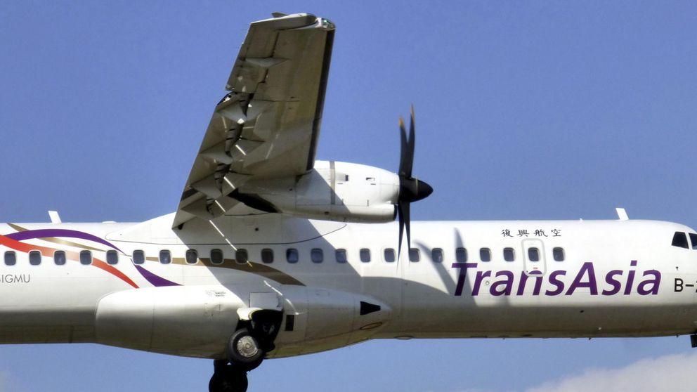 Taiwán, un país asolado por 71 accidentes de avión