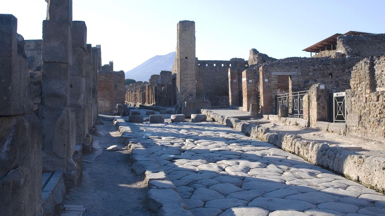 Foto: Las ruinas esconden los mensajes que los pompeyanos escribieron hace milenios. (Corbis)