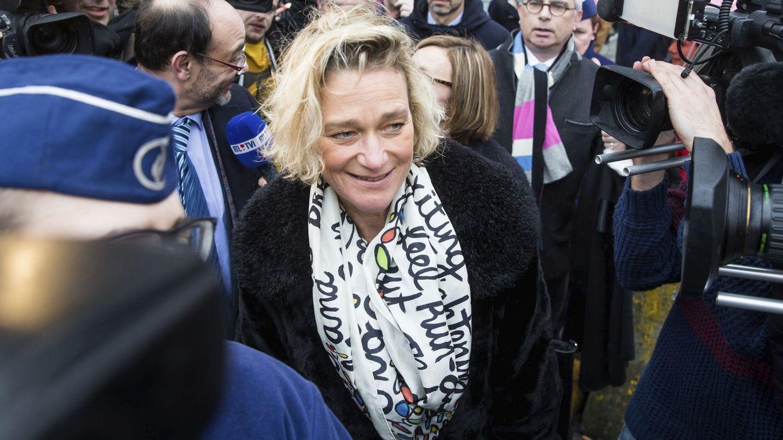 La artista belga Delphine Boël en una imagen de archivo. (EFE)