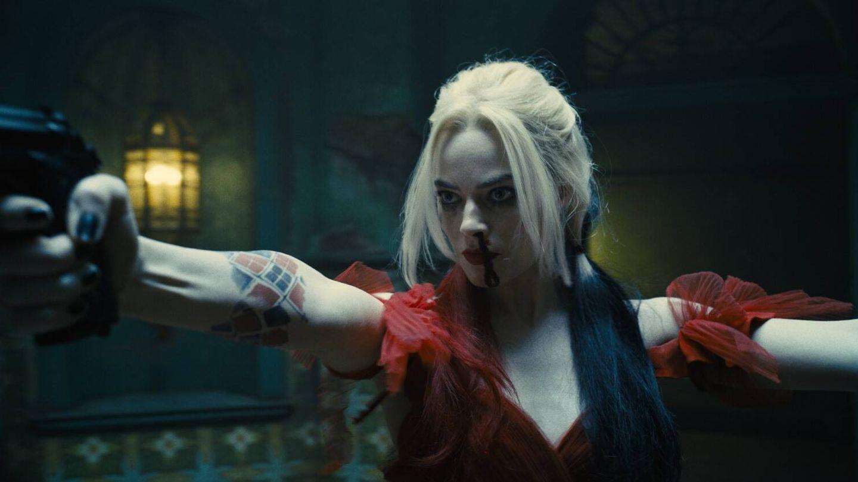 Harley Quinn (Margot Robbie), en 'El escuadrón suicida'. (Warner Bros)