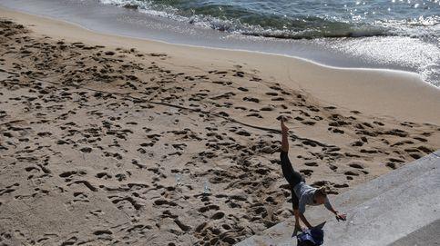 Los barceloneses podrán pasear por la playa y en todos los parques desde el miércoles