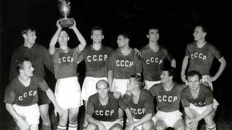 Euro '60: URSS, primera campeona de Europa en la que Franco vetó a España
