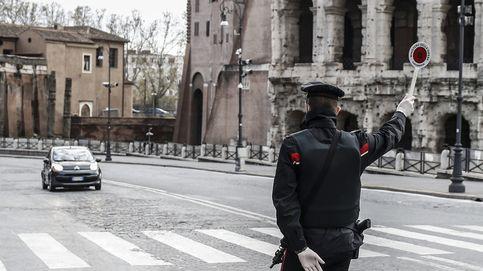 Italia supera las 10.000 muertes por Covid aunque mantiene la tendencia a la baja