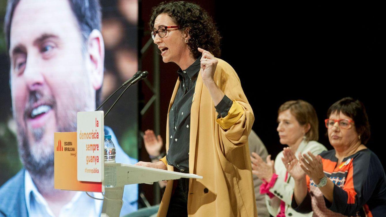 Rovira acusa a Cs, PSC y PP de tolerar que el fascismo corra impune por Cataluña