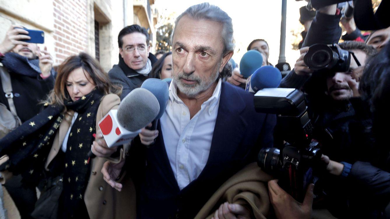 Correa ofrece a la nueva Fiscalía confesar en el resto de juicios y compromete a Camps