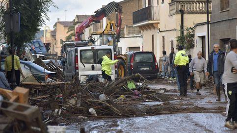 Ha muerto Biel. ¿Lo sabes?: la lluvia cubre Sant Llorenç de fango, destrucción y muerte