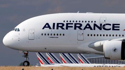 Air France-KLM pierde 7.100 millones de euros en 2020