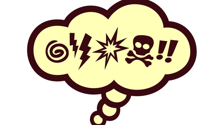 Por qué insultar puede ayudar a reducir el dolor, según un experimento