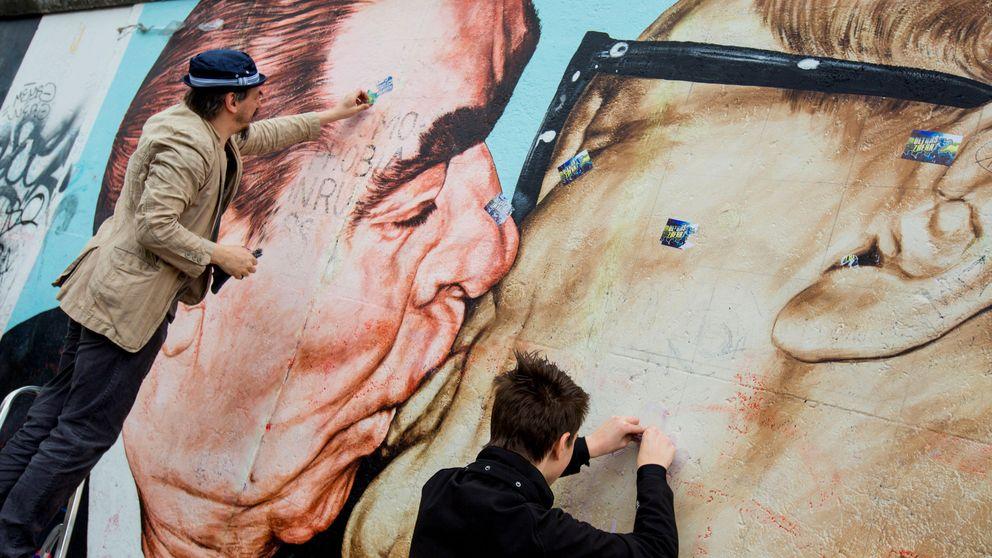 Berlín, 10.316 días sin muro, los mismos que estuvo en pie