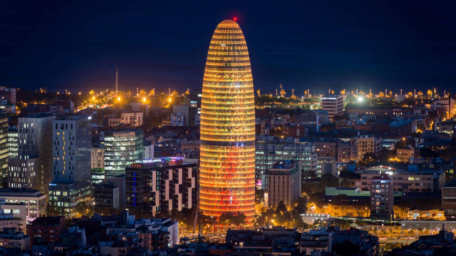 Foto: Torre Glòries. (EFE)