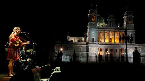 Catarsis de Silvana Estrada en el Palacio Real