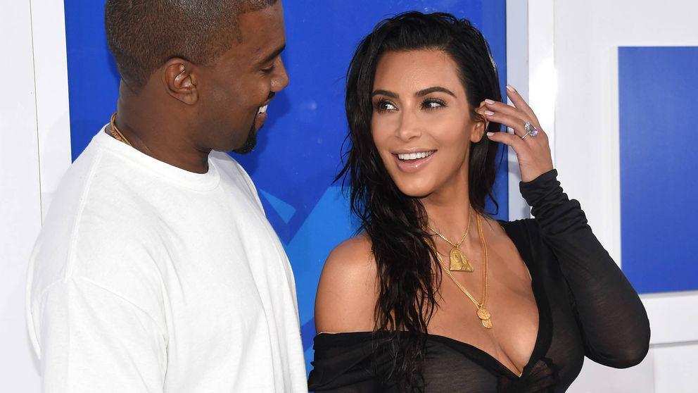 Kim Kardashian y Kanye West podrían divorciarse