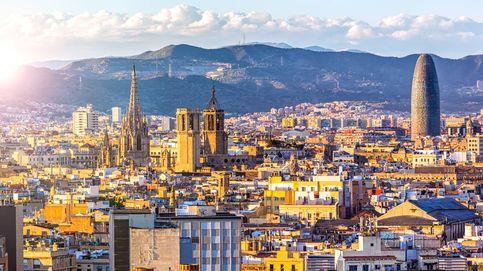 Las estancias de españoles en hoteles de Cataluña caen un 10,3% en octubre