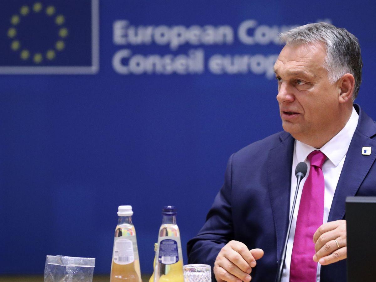 Foto: El primer ministro de Hungría, Viktor Orbán. (EFE)