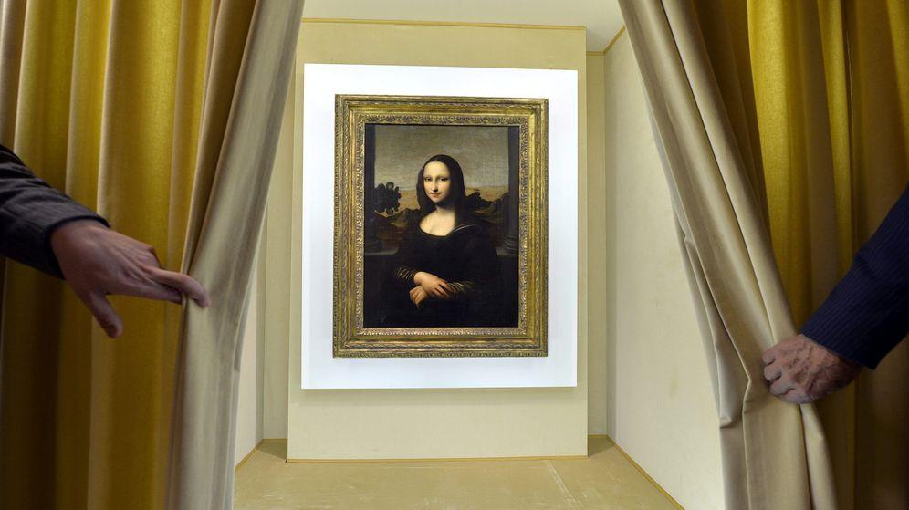 Foto: La Gioconda, de Leonardo Da Vinci