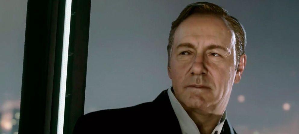 Llega el último Call of Duty con nuevas armas y Kevin Spacey como reclamo