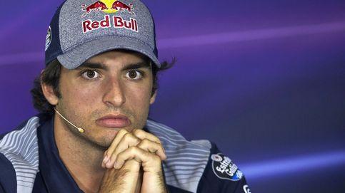 ¿Por qué ahora Red Bull pone un precio a Carlos Sainz para salir de Toro Rosso?