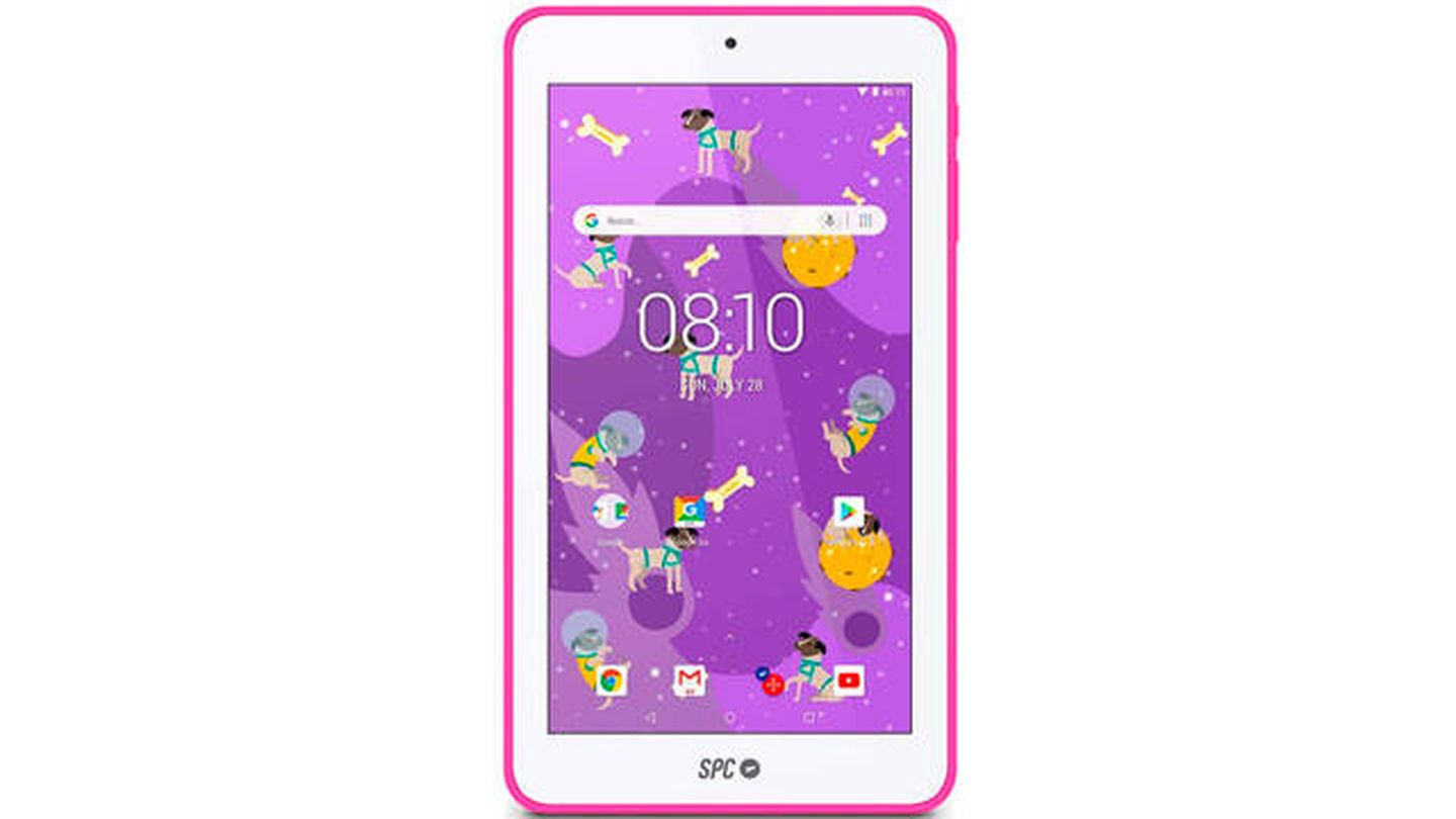 Tablet Android SPC