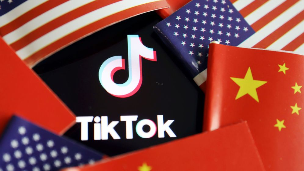 Foto: Ilustración de TikTok. (Reuters)