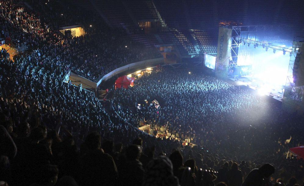 Foto: Imagen del Festival Actual del pasado año (Efe)