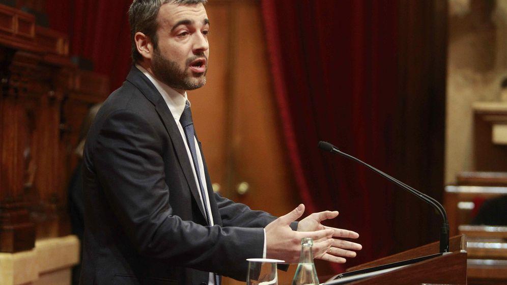 Foto: El presidente de Aena, Maurici Lucena. (EFE)