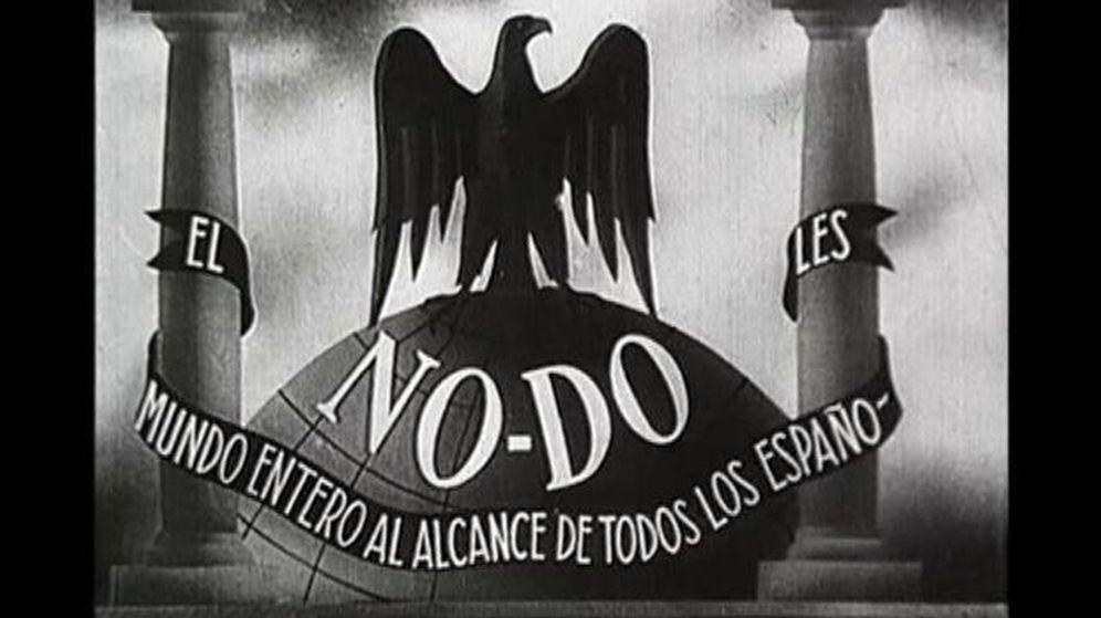 Foto: Cabecera del NO-DO