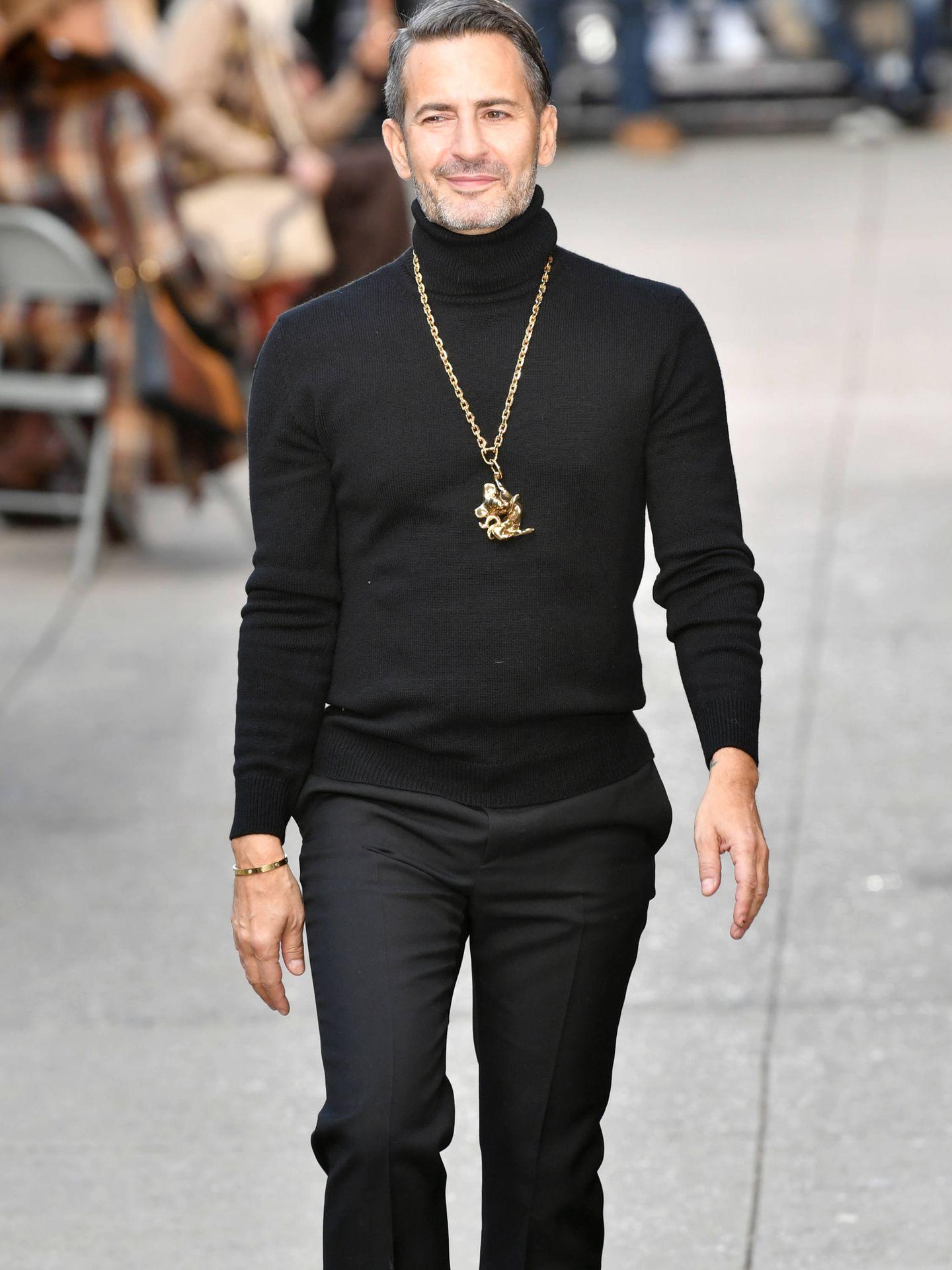 Marc Jacobs, en uno de sus desfiles. (Getty)