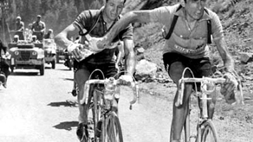 El Giro de 2018 homenajea a Gino Bartali, el ciclista que se rio de Mussolini