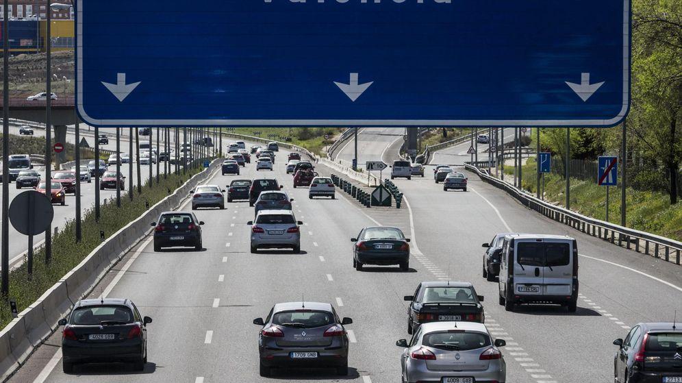 Foto: Vista de la autovía de Valencia A-3. (EFE)