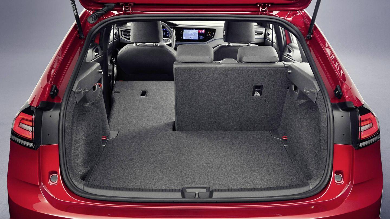 Volkswagen no informa sobre el volumen del maletero, pero el Nivus, un SUV similar que se fabrica en Brasil, anuncia 415 litros.