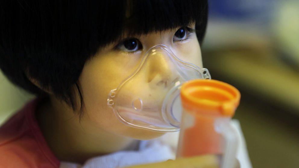 Un contador de respiraciones para salvar la vida a los niños con neumonía