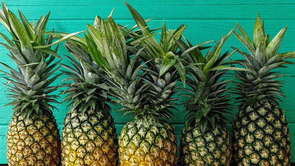 Foto: La piña, una fruta ideal contra la hipertensión. (iStock)