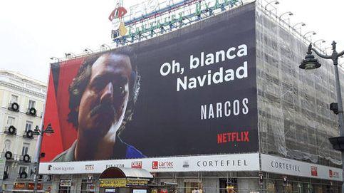 Colombia pide retirar la blanca Navidad de Pablo Escobar en Madrid