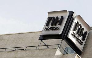 Intesa Sanpaolo y Private Equity Internacional salen de NH Hoteles