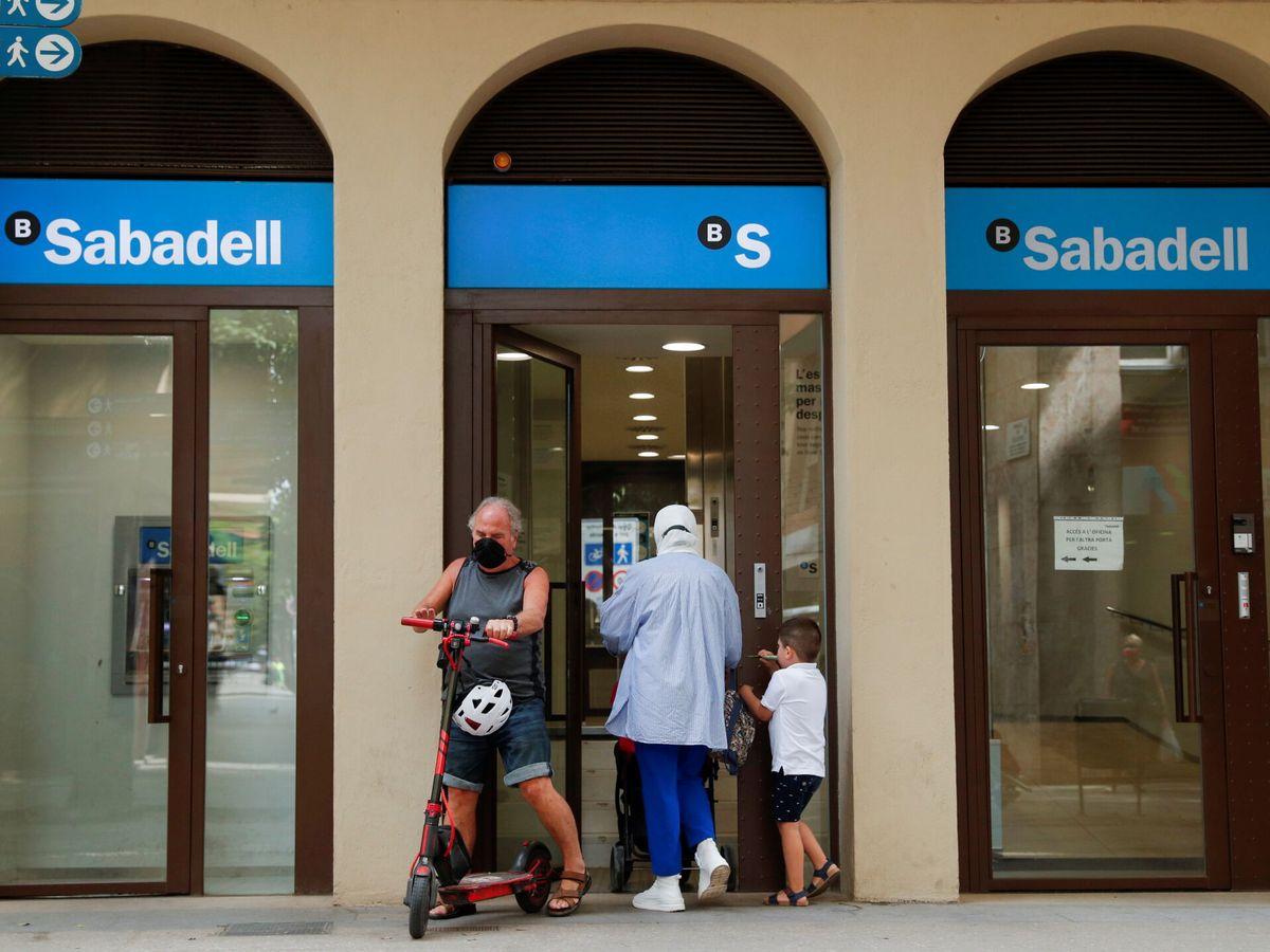 Foto: Logo del Banco Sabadell. (Reuters)