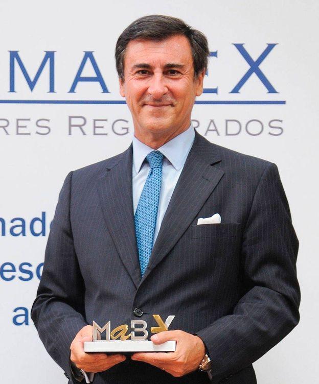 Foto: Antonio Fernández, presidente de Armabex.