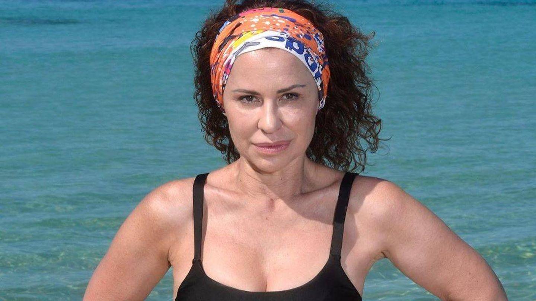 Vicky Larraz. (Telecinco)