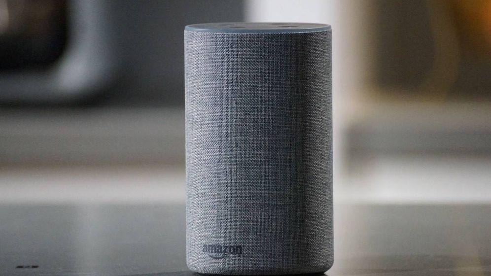 Foto: Vista del nuevo Amazon Echo (Amazon)
