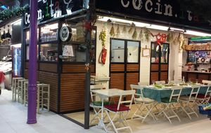 De compras gourmet pot Madrid