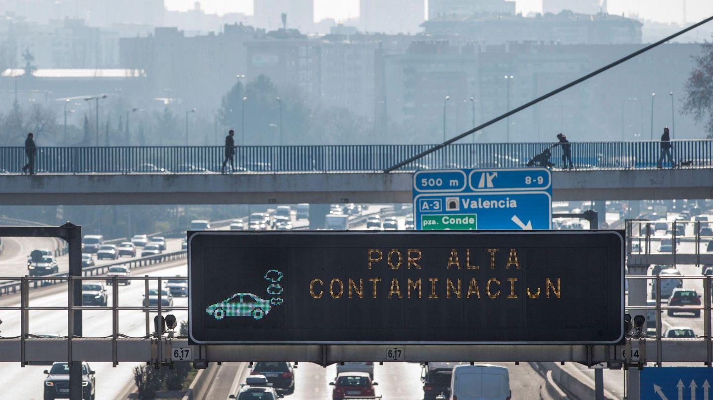 La contaminación del tránsito es una amenaza directa a la salud. (EFE)