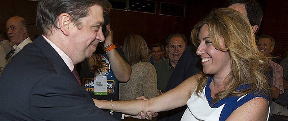 Foto: Los 'griñanistas' y el aparato del PSOE-A empiezan el juego sucio contra Planas