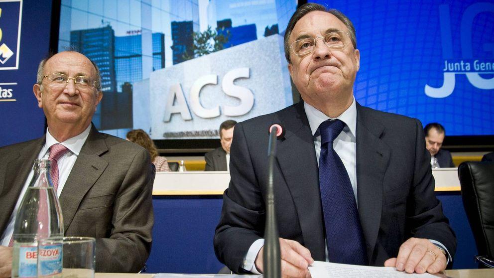 ACS salva sus cuentas gracias a un pelotazo de ingeniería con Iberdrola