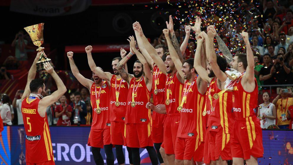 España gana a Argentina y conquista por segunda vez el Mundial de baloncesto