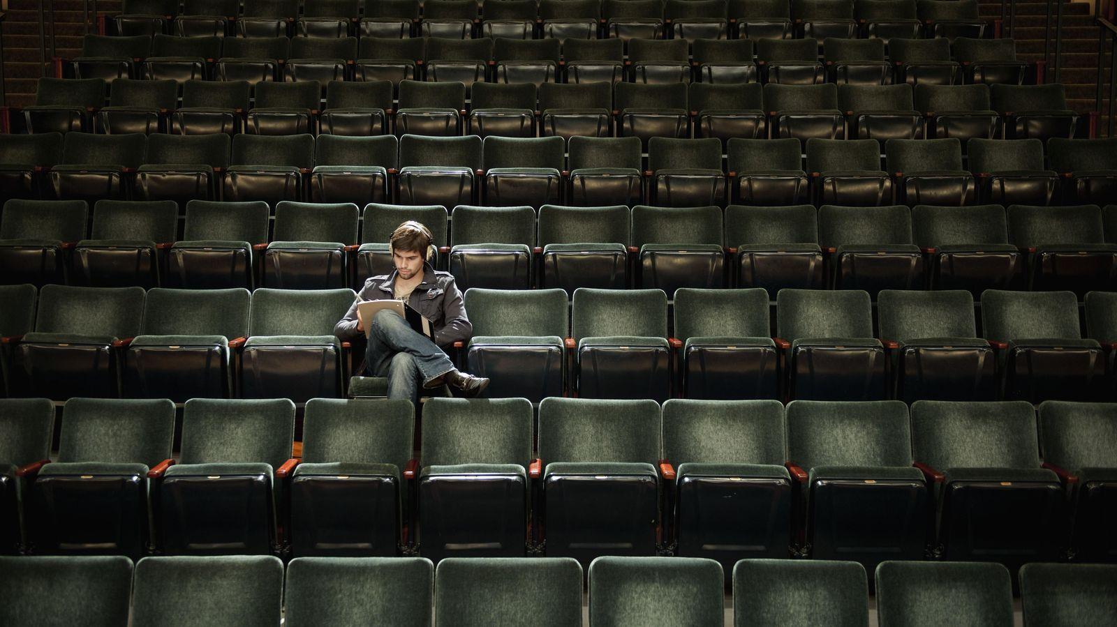 Foto: Es fácil infiltrarse en las universidades de élite, si sabes cómo. (Corbis)