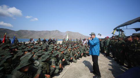 Maduro pide ayuda al papa Francisco para iniciar un proceso de diálogo