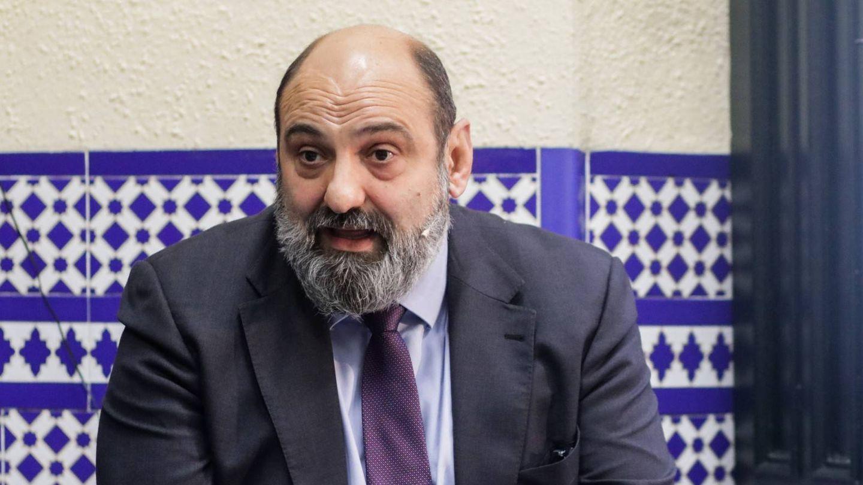 Alfonso Budiño, director general de Cointer Concesiones (Grupo Azvi).
